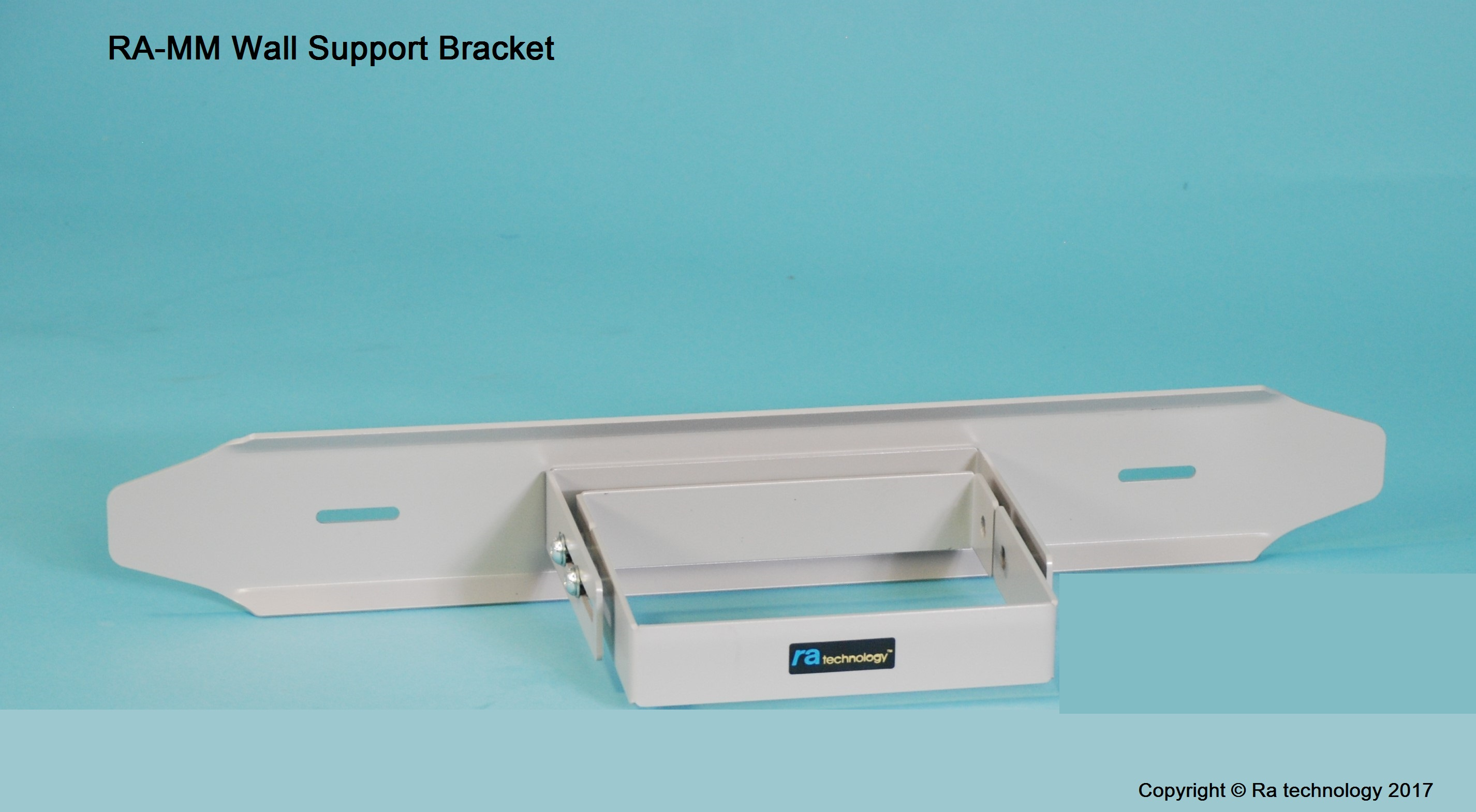 RA Media Mate Monitor Riser. Heavy Duty Wall Support Bracket