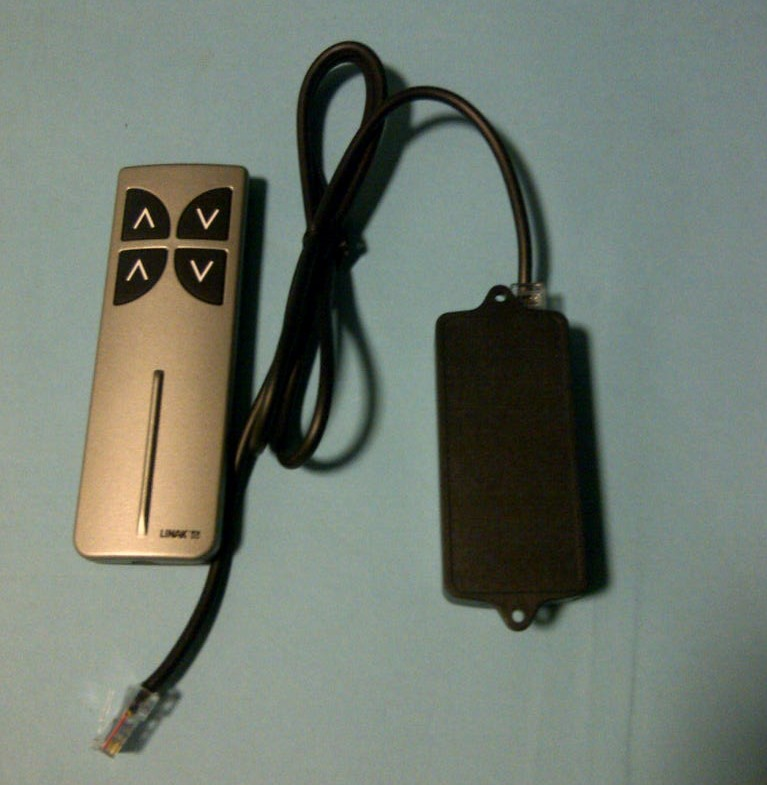 RA Optional Remote Control for Power Lift Products