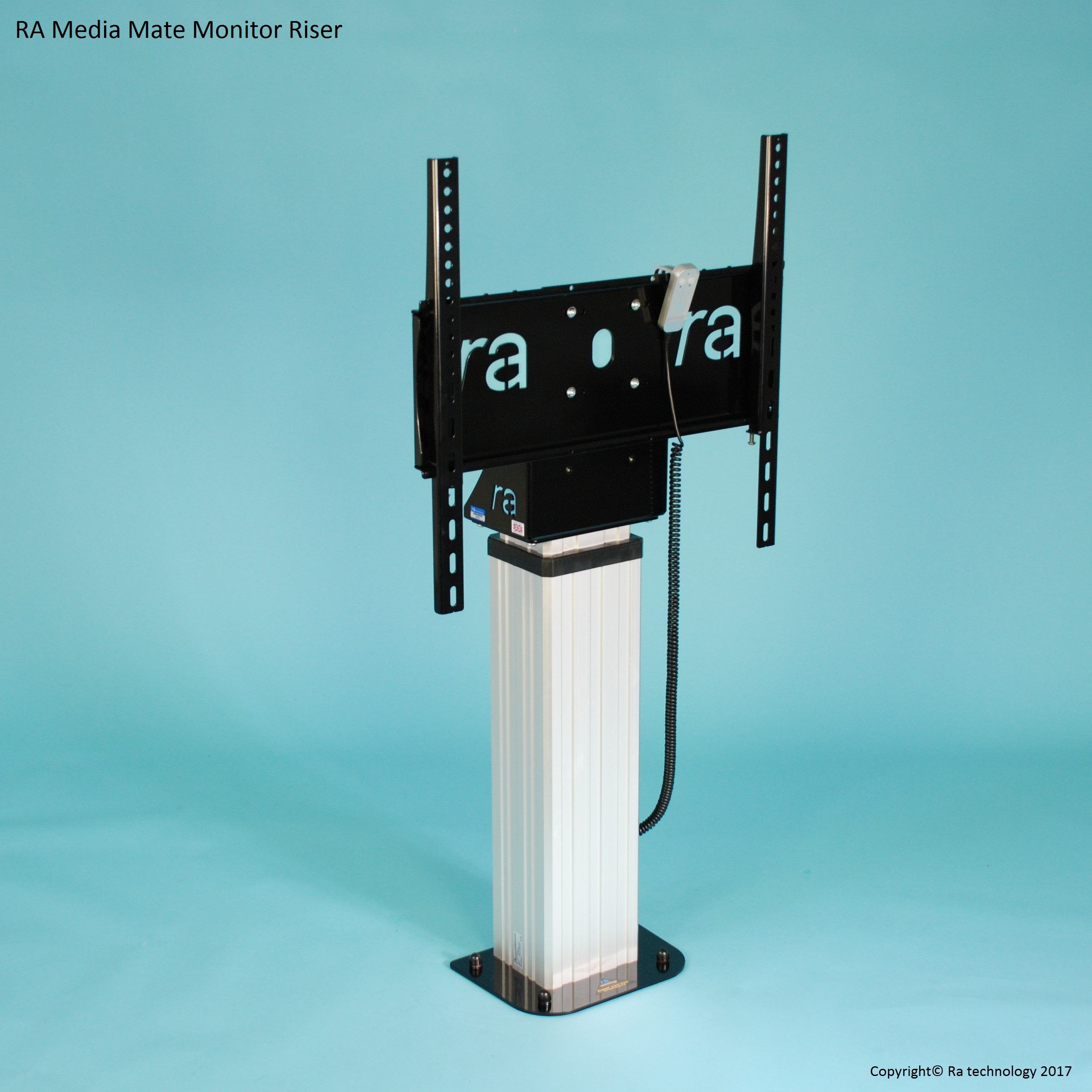 RA Media Mate Monitor Riser. NURSERY MODEL.