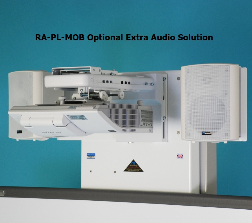 RA Audio Solution for RA-PL-MOB.