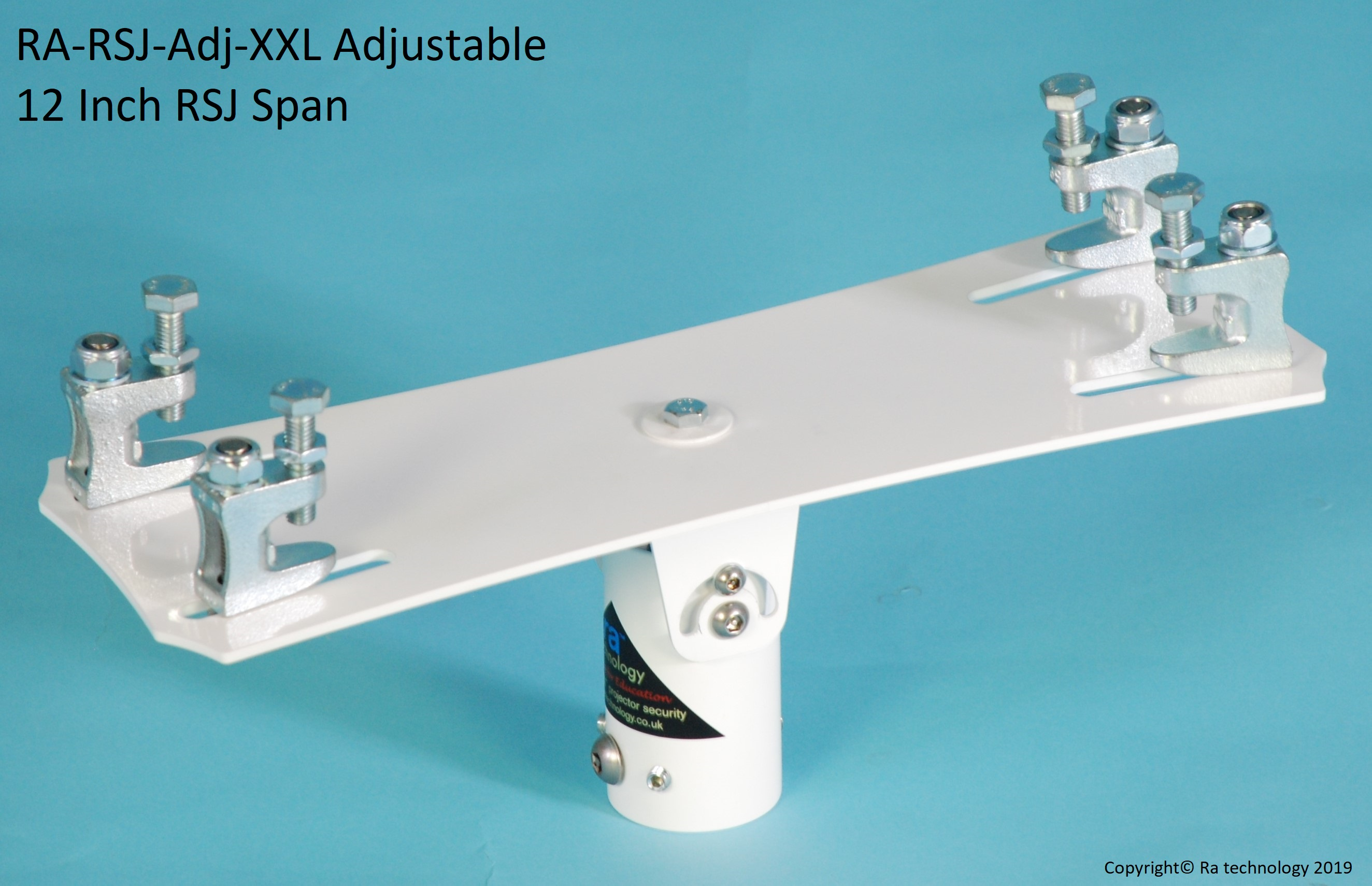 RA-RSJ-Adj-XXL With Adjustable 50mm Sleeve. 13 Inch RSJ Span