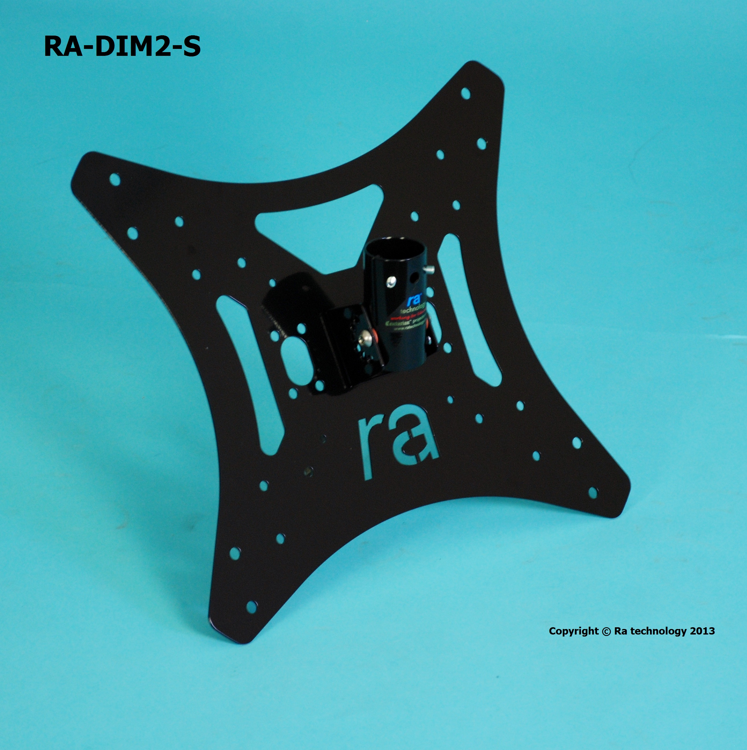 RA Dimension five VESA Mount 400x400 Single Pole